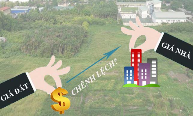 Image result for giá trị bồi thường khi thu hồi đất